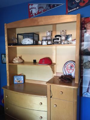 Dresser and Shelves for Sale in Orange, CA