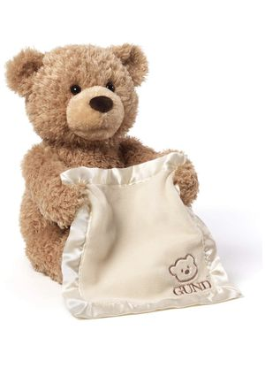 "GUND Peek-A-Boo Teddy Bear Animated Stuffed Animal Plush, 11.5"" for Sale in Adelphi, MD"