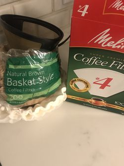Coffee Filters (free) for Sale in Seattle,  WA