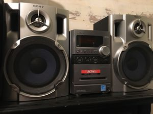 Sony stereo for Sale in San Antonio, TX