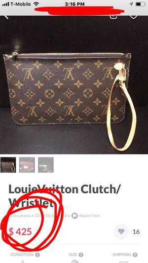Louis Vuitton Wristlet women for Sale in Colma, CA