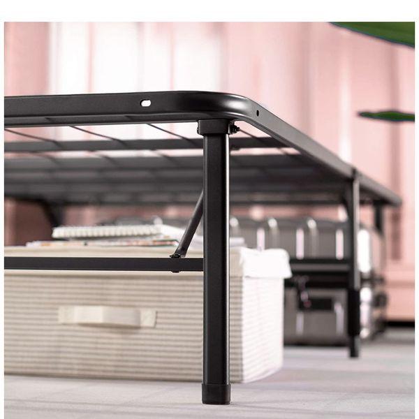 metal platform bed frame
