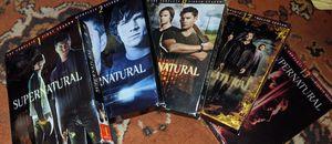 Supernatural seasons 1, 2 3, 8, 12 and 13 for Sale in Baton Rouge, LA