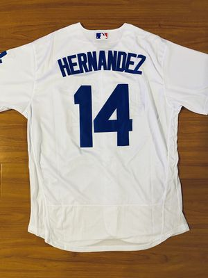 Enrique Kike Hernandez Los Angeles Dodgers MLB Baseball Jersey 14 for Sale in West Covina, CA