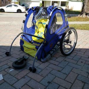 Schwinn Bicycle Child Trailer/Cart for Sale in Fort Lauderdale, FL