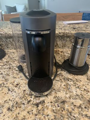 Nespresso Coffee Maker and Milk Frother for Sale in Redmond, WA