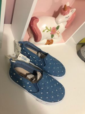 Size 8 toddler girl gap shoes Brand New $12 for Sale in Saugus, MA