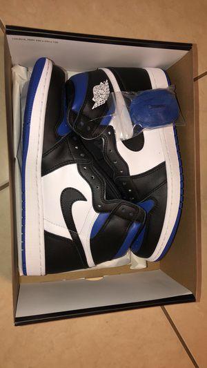 Jordan 1 'Royal Toe' for Sale in Brandon, FL