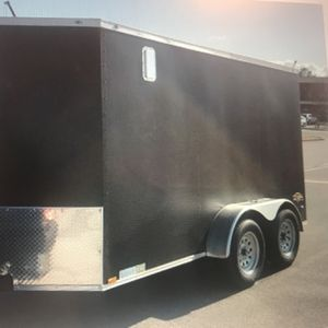 DIAMOND CARGO TRAILER 7 X 12 for Sale in Burleson, TX