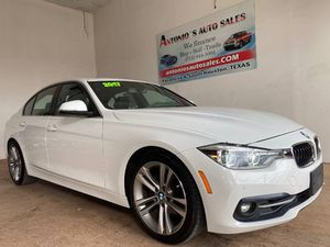2017 BMW 3 Series for Sale in South Houston, TX