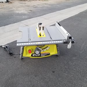 """Ryobi 10""""Portable Table Saw for Sale in Upland, CA"""
