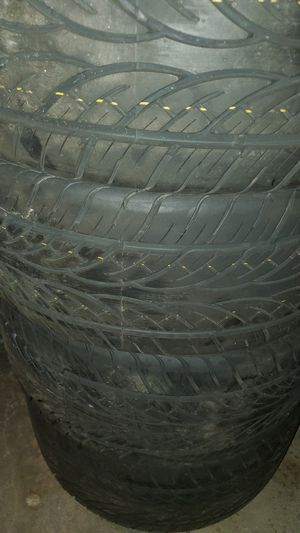 245-30-22 & 295-25-22 Lexani Tire set New for Sale in Puyallup, WA