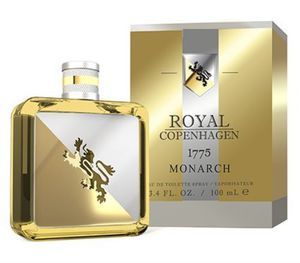 "FIRM $56.00 ""1775 ""Monarch"" For Men by Royal Copenhagen, 3.4 oz EDT, New and Sealed for Sale in Manor, TX"