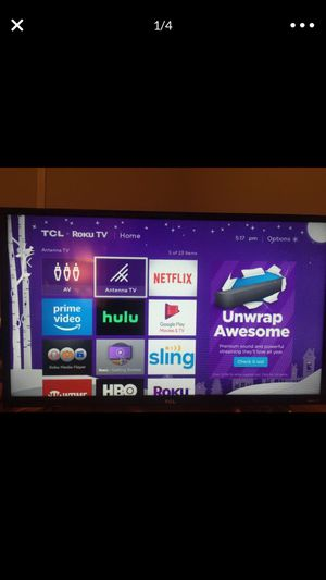 "32"" TCL Roku Smart TV for Sale in Decatur, GA"