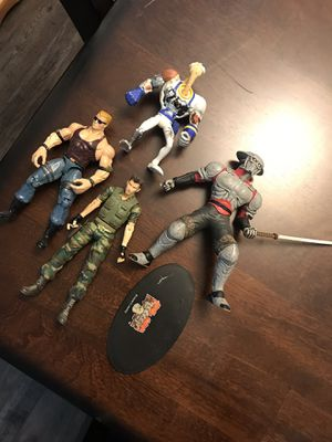 ACTION FIGURES LOT * for Sale in Fresno, CA
