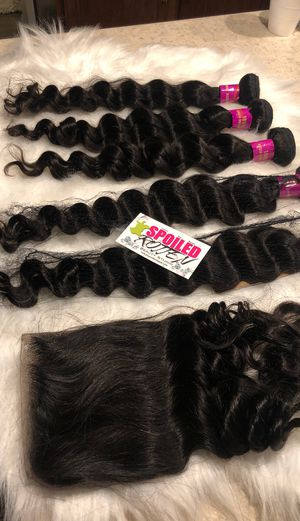 Loose Deep Virgin Hair for Sale in Charlotte, NC