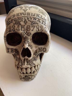 Ouija Skull for Sale in Oceanside, CA
