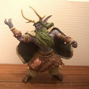Blizzard Warcraft Reign Of Chaos FURION STORMRAGE Action Figure (NIP) III 3 Rare for Sale in Atlanta, GA