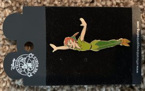Disney's Flying Peter Pan Character Pin - New for Sale in Sacramento, CA