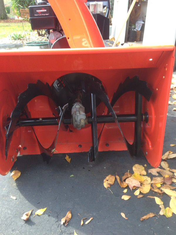 Aries ST824LE 2-Stage Snowblower Model#924108, Electric Start! for Sale in  Newington, CT - OfferUp