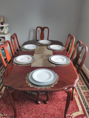 Table and chairs for Sale in Sterling, VA