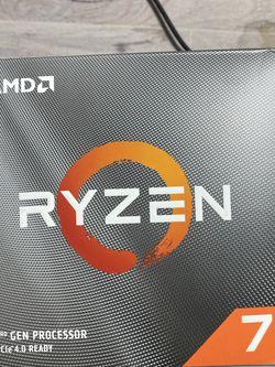 Ryzen 3700x CPU 8 Core, 16 Threads for Sale in Las Vegas,  NV