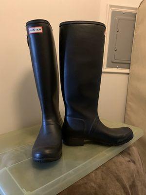 Hunter Rain Boots for Sale in Saugus, MA