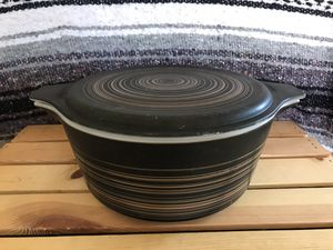 Pyrex terra matte casserole dish for Sale in Riverside, CA