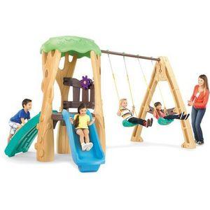 Little Tikes Tree House Swing Set for Sale in Houston, TX