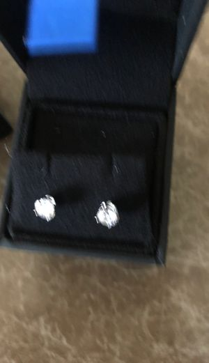 Earrings diamond studs men's for Sale in Sunnyvale, CA