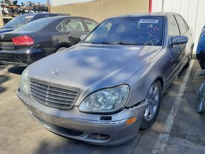 Mercedes benz used parts for Sale in Sacramento, CA