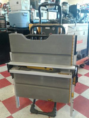 Dewalt portable table saw for Sale in San Angelo, TX