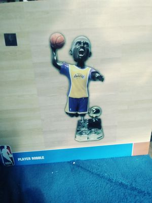 Forever collectibles Kobe Bryant statue for Sale in Whittier, CA