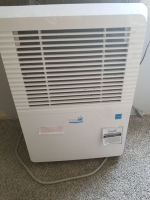 80 pint a day dehumidifier for Sale in US