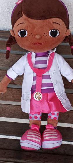 "Doc McStuffins Large Plush 22"" for Sale in Los Angeles,  CA"