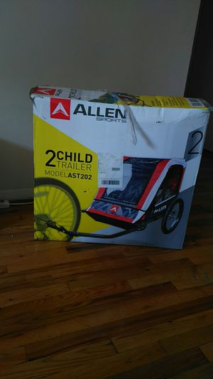 """Allen Sports"" 2 child bike trailer (pick up only) for Sale in New York, NY"