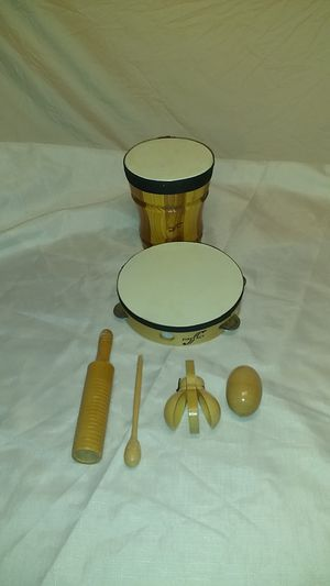 6 piece first act percussion starter kit for Sale in Wakeman, OH