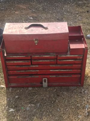 Two Tool Boxes snap on for Sale in Las Vegas, NV