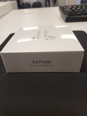 Air Pods with Wireless Charging Case for Sale in South Gate, CA