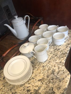 Tea set 27 pieces total for Sale in Dearborn, MI