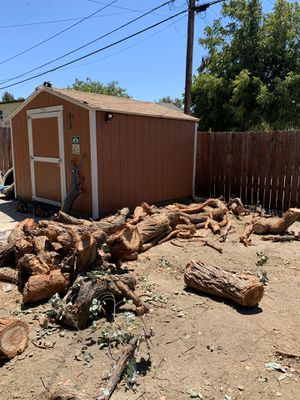 Firewood for Sale in Pomona, CA