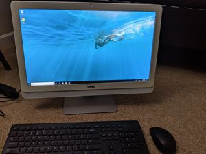 Dell 22 inch 1080p HD all in one Desktop for Sale in Herndon, VA