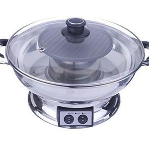 Shabu Shabu Hot Pot with BBQ Grill for Sale in San Diego, CA
