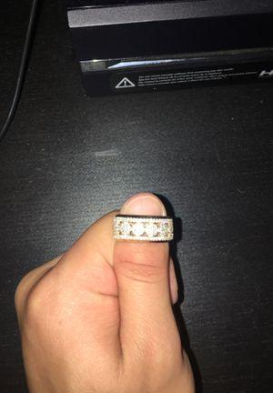 VS .75ct diamond , 10kt yellow gold ring for Sale in Chula Vista, CA