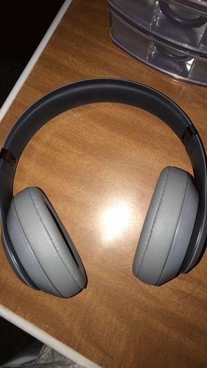 Beats by Dr. Dre - Beats Studio³ Wireless Noise Cancelling Headphones - Gray for Sale in Harrisonburg, VA
