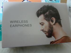 Bone Conduction Headphones - Bluetooth Wireless Headset for Sale in Boston, MA