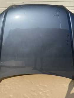 2006 - 2008 Audi A4 S4 B7 OEM Audi Stock Steel Hood - (V-1/2) for Sale in Walnut,  CA