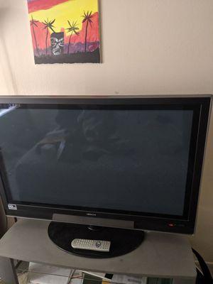 Hitachi 42' Inch Screen 1080P & TV stand for Sale in San Jose, CA