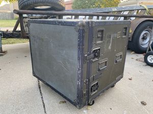Military Rolling Case/Desk/ Table for Sale in Dallas, TX