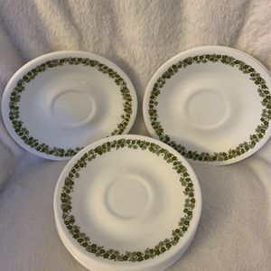 Corelle Saucer Plates for Sale in Santa Maria, CA
